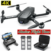 Holy Stone Hs720e Rc Drone With 4k Eis Uhd Camera Quadcopter Brushless For Adult