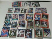 Mix Lot Of 296 All Chicago Cubs Baseball Cards, 1987to 1992, Fleet Tops Donrus +