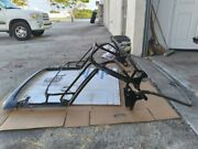 Convertible Frame With Rear Track And Latches For 1968-1972 Mid-size Car Models