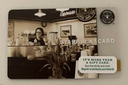 New 2013 Starbucks Pike Place Seattle The First Starbucks Collectible Gift Card