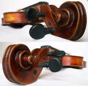 Fine Old German 1900s Master Violin - Video - Antique Rare バイオリン скрипка 321
