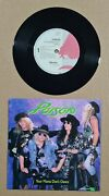 Poison - Your Mama Dont Dance - 7 45 Vinyl Record W Pict Slv - 1988
