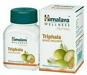 20 X Himalaya Wellness Triphala Relieves Constipation 60 Tablets Each Brand New
