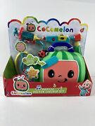 Cocomelon Musical Doctor Checkup Set Case 4 Play Pieces Brand New