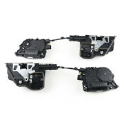 2 Pcs Front Right + Left Door Lock Actuator Latch For Bmw F10 F01 F02 F04 New