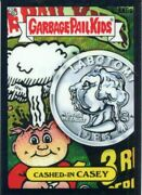 Garbage Pail Kids Chrome Series 3 Black Wave [99] Base Card An6a Cashed-in C