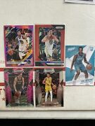 2019-20 Panini Donruss Optic Pink Hyper Prizm D'angelo Russell 28- Sold As Lot