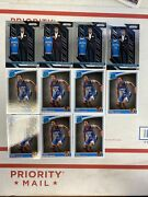 2018-19 Panini Donruss Rated Rookies 153 Melvin Frazier Sold As A Lot