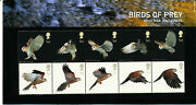 Royal Mail Mint Stamps Presentation Pack 343 Birds Of Prey 2003 Post Office Gb