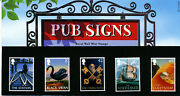 Royal Mail Mint Stamps Presentation Pack 350 Pub Signs 2003 Post Office Gb Uk