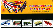 Royal Mail Stamps Presentation Pack 351 Transports Of Delight 2003 Post Office