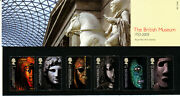 Royal Mail Stamps Presentation Pack 352 British Museum 1753-2003 Post Office Gb