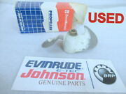 N8 Johnson Evinrude Omc 277650 Propeller 8 X 8.5 Oem Used Factory Boat Parts