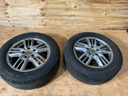 2008 Porsche Cayenne S Pair Of Wheels Rims With Tire Oem