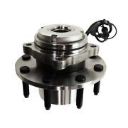 Wheel Hub Front Left/right For F250 Truck F350 F450 Driver Or Passenger Side