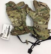 Outdoor Research Trigger Mitten Shell Goretex Multicam Small. New With Tags
