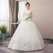 Pearls Wedding Dress Lace Tulle Ribbons Beads Appliques Sexy V Neck Off Shoulder