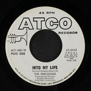 Precisions Into My Life / Don't Double With Trouble Atco Records 7 Single