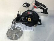 Porter Cable Pcc661 20v Cordless 5-1/2 Circular Saw Tool Only