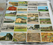 Lot Of 50 Vintage Ww2 Postcards Army,wartime