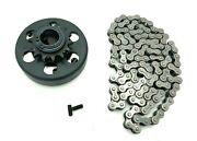 13hp Go Kart Centrifugal Clutch 1inch Bore 14t For 40 41 420 Chain Mx With Chain