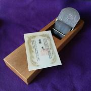 Mugen Kanna Hand Plane 70mm Fast Free Shipping From Japan With Tracking 7436n