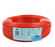 Teflon High Temperature Wire Silver Plated High Temperature Ul1213 26awg