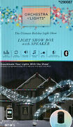 Gemmy Orchestra Of Lights Light Show Box With Outdoor Speaker