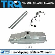 Trq Diesel Fuel Tank W/ Straps And Sending Unit Kit 25 Gallon For 8ft Bed Gm Truck