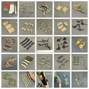 21st Century Wwii Uniform 1/6 Gi Joe The Ultimate Soldier Military Accessories