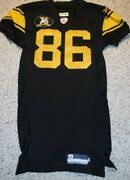 Pittsburgh Steelers Team Issued Jersey Hines Ward 2007 Throwback Hines Ward