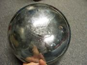 1930and039s Into The Early 40and039s Olds Oldsmoble Dog Dish Hubcap Wheel Cover Gm