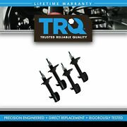 Trq Strut Front And Rear Lh And Rh Kit Set Of 4 For 95-99 Subaru Legacy Awd 4wd