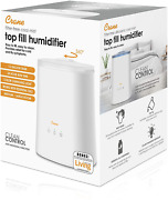 New Crane Cool Mist Humidifier, Filter Free Top Fill, 1.2 Gl. Ee-6909 Free Ship