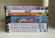 The Sims 2 3 Expansion Packs Games Bundle Pc Pets Seasons Katy Perry My Sims