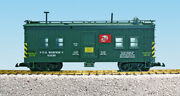 Usa Trains G Scale 1833 Us Military Series Usmc Bunk Car New Release