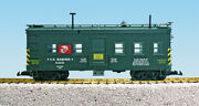 Usa Trains G Scale 1843 Us Military Series Usmc Kitchen Car New Release