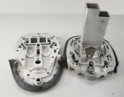 Refurbished 879288t71 Mercury 1979-89 Exhaust Plates And Extension 135 150 Hp