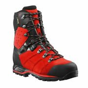 Haix Protector Ultra Work Boots - Men's, Signal Red, 12, Wide, 603111w-12