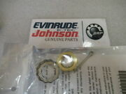 N11a Johnson Evinrude Omc 5008966 Prop Nut And Keeper Oem New Factory Boat Parts