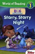 Doc Mcstuffins Starry, Starry Night Library Binding William Sco
