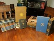 Lot Of 22 Mary Baker Eddy Books Christian Scienceleather+hc1901-1961antique