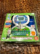 New Leapfrog My Own Leaptop Learning Interactive Laptop Green