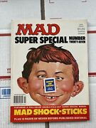 Mad Magazine Super Special Number 27 - 1978 - Vintage Collectible
