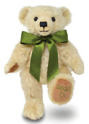 Merrythought 2021 Year Bear - Limited Edition Collectable Teddy - Sns12m21