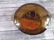 Anchor Hocking Fire King 1.5 Quart Casserole New With Label Oven Proof Nos