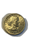 Susan B Anthony Liberty 1979 One Dollar U.s. Mint Coin Ungraded Rare Find
