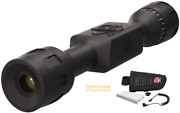 Atn Thor Lt 3-6x Thermal Rifle Scope Plus 22 Hour Atn Weapon Battery Pack Combo