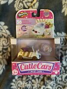 Shopkins Cutie Cars 36 Sneaky Speedster Limited Edition