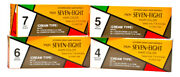 3 Boxes Paon Seven-eight Hair Color Cream Type 4,5,6,7